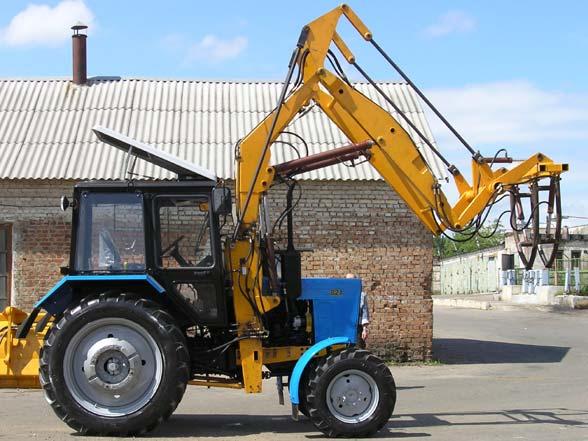 Трактор МТЗ-892. - ua-tenders.com